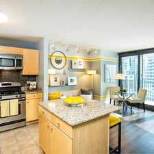 Rental info for 225 North Columbus Dr. Convertible in the The Loop area