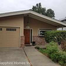 Rental info for 3621 Virden Ave. in the Redwood Heights area