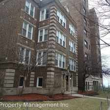 Rental info for 1004 - 26 W. Loyola in the Rogers Park area