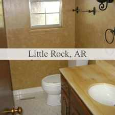 Rental info for This 2 Story House Has 4 Bedrooms And 3 Bathroo... in the Little Rock area