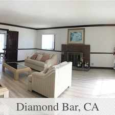 """Rental info for 4 Bedrooms House - The Country"""" Estates Hom... in the Diamond Bar area"""