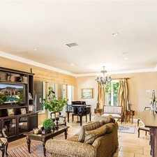 Rental info for Tuscany In, Located Atop One Of The Oaks Trophy... in the Los Angeles area