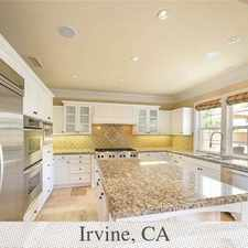 Rental info for 5 Spacious BR In Irvine in the Irvine area