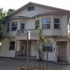 Rental info for This Is A Rare Find In Midtown. in the Sacramento area