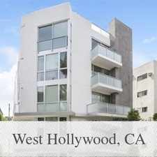 Rental info for West Hollywood, Prime Location 3 Bedroom, Townh... in the West Hollywood area