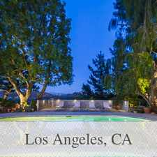Rental info for Los Angeles, 3 Bed, 3 Bath For Rent in the Los Angeles area