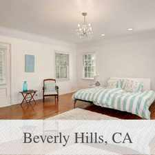 Rental info for Do Not Disturb Cooperative Tenants! in the Beverly Hills area