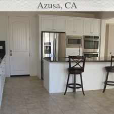 Rental info for 4 Bedrooms Apartment - Beautiful Luxurious Home... in the Azusa area