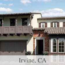 Rental info for House For Rent In. in the Irvine area