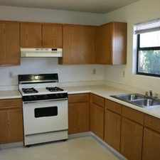 Rental info for Nice Townhouse With With D & Back Yard