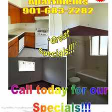 Rental info for 1460 Cherry Rd. in the Memphis area