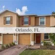 Rental info for Townhouse For Rent In ORLANDO.