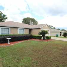 Rental info for Outstanding Opportunity To Live At The Deltona ...