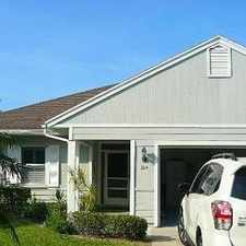 Rental info for Attractive 2 Bed, 2 Bath. Washer/Dryer Hookups! in the Florida Ridge area