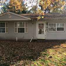 Rental info for 3 Bedroom Single Family - Section 8 Welcome in the Springfield area