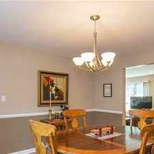 Rental info for 3 Bedrooms House In Indianapolis. 2 Car Garage! in the Glendale area