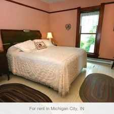 Rental info for Super Cute! House For Rent. Washer/Dryer Hookups! in the Michigan City area