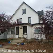 Rental info for 403 2nd St NW - # 2 in the Austin area