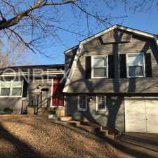 Rental info for Beautifully Remodeled 3BD Home in Independence! Finished Basement! in the Little Blue Valley area