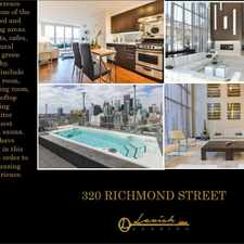 Rental info for 320 Richmond Street West in the Kensington-Chinatown area