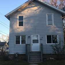 Rental info for 521 Sherry Street in the Neenah area