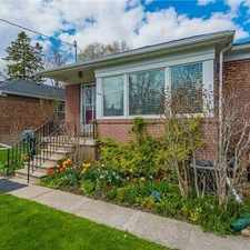 Rental info for 164 Franklin Avenue in the Lansing-Westgate area