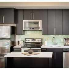 Rental info for 1 Bd/1 Bath Welcome , Downtown Wheaton's Newest... in the Wheaton area