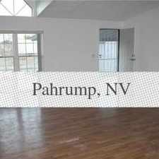 Rental info for House For Rent In Pahrump. Washer/Dryer Hookups! in the Pahrump area