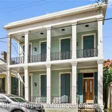 Rental info for 2217 Laurel St. #4 in the Irish Channel area