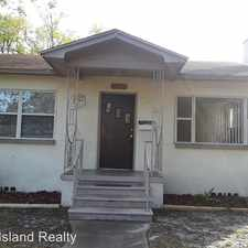 Rental info for 4750 2nd Ave N