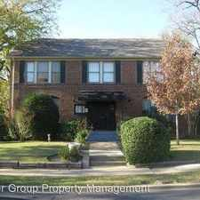 Rental info for 5303 East Side Avenue in the Dallas area