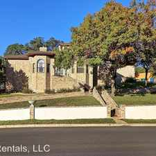 Rental info for 6703 Munich Rd in the Crownridge of Texas area