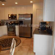 Rental info for Beautiful Upgraded Home! Tile, Granite, New Kitchen and More!