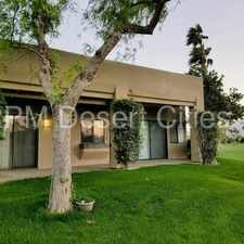 Rental info for Two Bedroom Condo in Desert Princess in the 92234 area