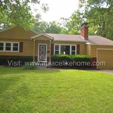 Rental info for 8408 Cherry St in the Kansas City area