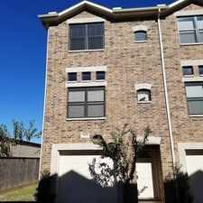 Rental info for 2710 Hullsmith Dr Unit 1404 in the Houston area