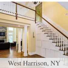 Rental info for Pet Friendly 4+3.50 House In West Harrison