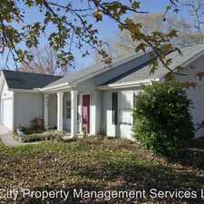 Rental info for 258 Mountain Creek DR in the Madison area