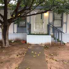 Rental info for 201 W. Scharbauer in the Hobbs area