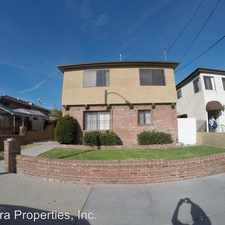 Rental info for 638 W. 13th St. in the Northwest San Pedro area