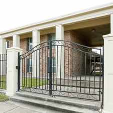 Rental info for Columns on 59th in the Greater Fifth Ward area