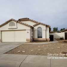 Rental info for 17116 N Eureka Trail in the Sun City West area