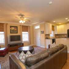 Rental info for Charming Urban Living 2 Story Townhouse in the Central Park area