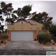 Rental info for Gorgeous Home Ready for MOVE IN! in the Las Vegas area
