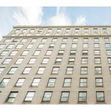 Rental info for 1605 Walnut St in the Rittenhouse Square area