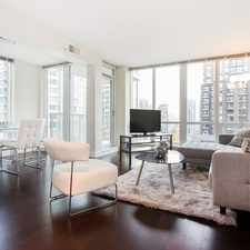 Rental info for 1055 Richards Street in the Downtown area