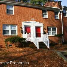 Rental info for 1203 Ruffin Street Apt F-3
