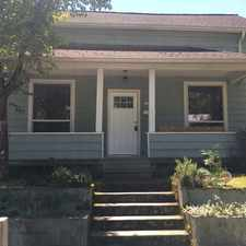 Rental info for Beautiful Updated Sellwood Bungalow! Pet Friendly in the Reed area