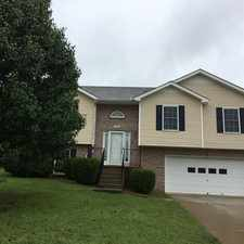 Rental info for Clarksville Is The Place To Be! Come Home Today! in the Clarksville area