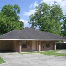 Rental info for Rosewood Duplex in the Hammond area